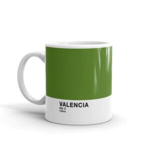 Valencia Pantone Colour Palette Collection: Turia Park – Valencia – Spain