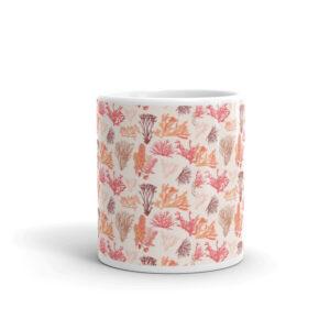 Seaweed coffee tea mug