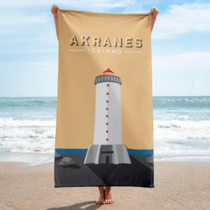 new akranes lighthouse